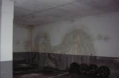Humedades por filtracion y capilaridad en sotanos y garajes